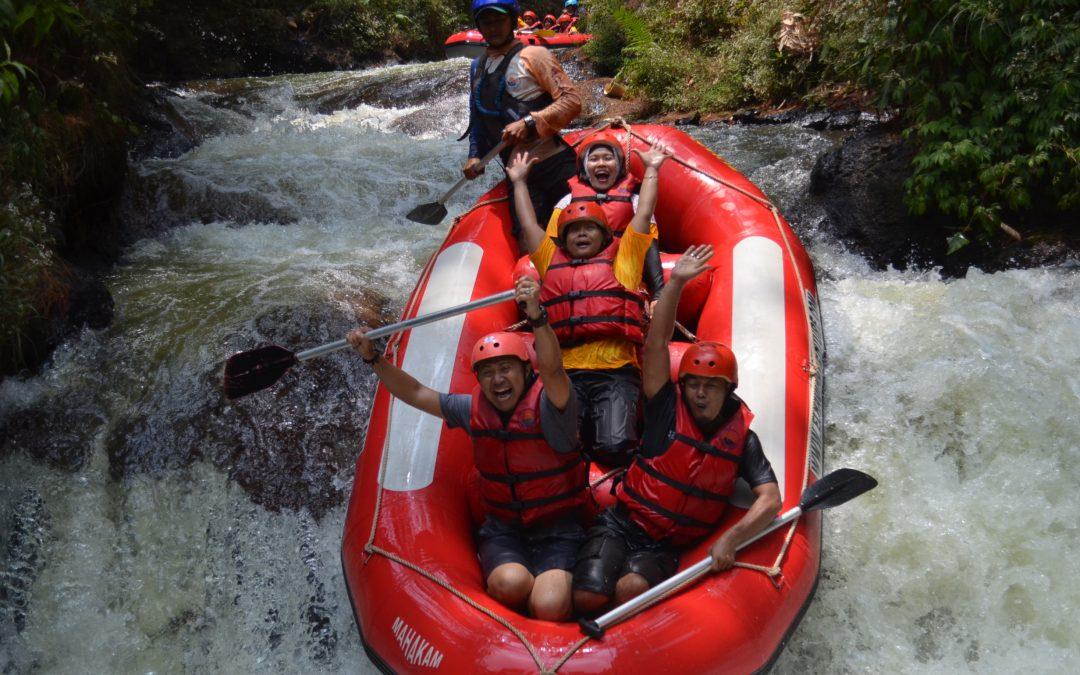 Paket Rafting Murah Terbaik di Pangalengan Kabupaten Bandung