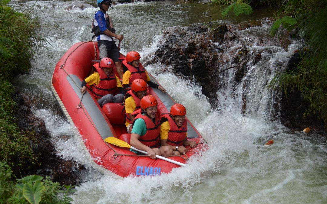 Tempat Rafting di Bandung