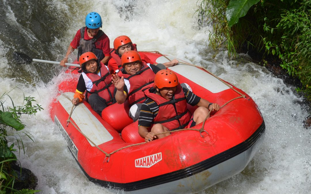 Kapan Waktu yang Tepat untuk Arung Jeram ?