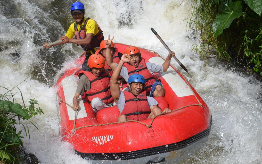 Pusat Outbound dan Rafting di Pangalengan