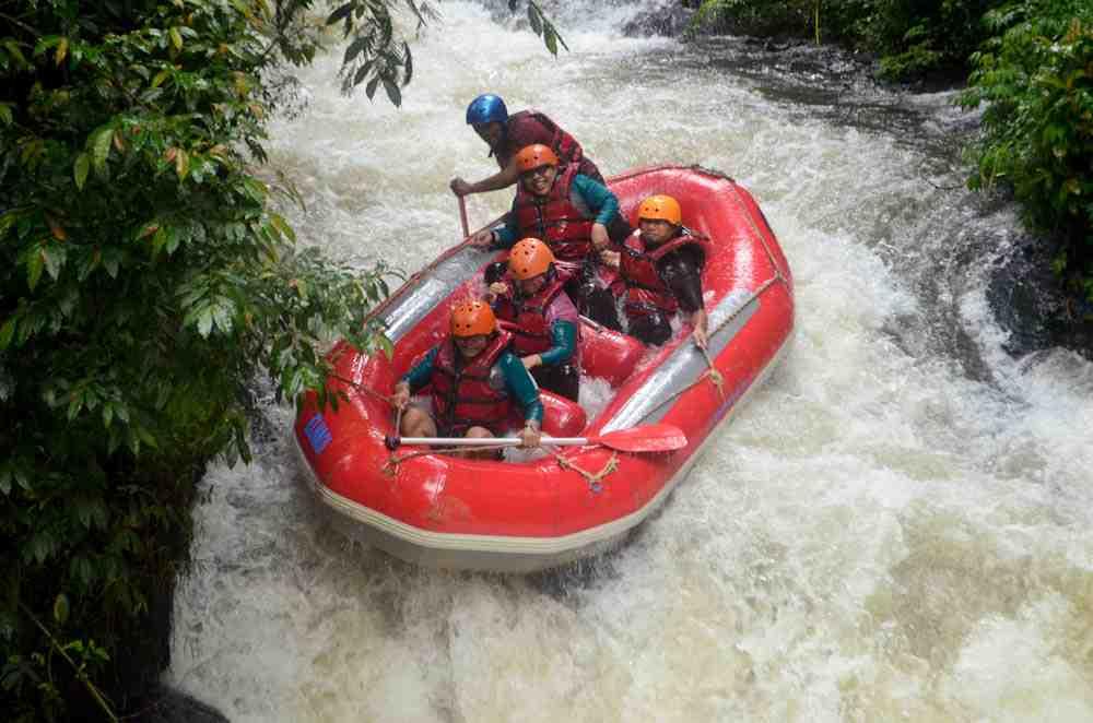 Paket Rafting Bandung