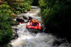 harga rafting Pangalengan Bandung