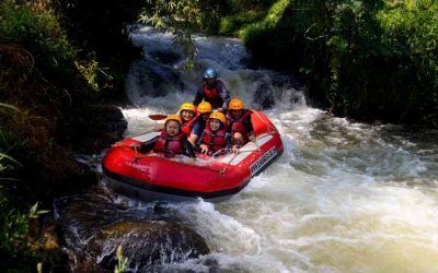 Kawasan Wisata Situ Cileunca untuk Menikmati Keseruan Aktivitas Outbound Bandungan