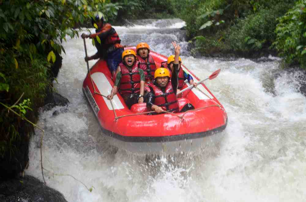 Wisata Arung Jeram Bandung Ini Wajib dan Patut Dicoba