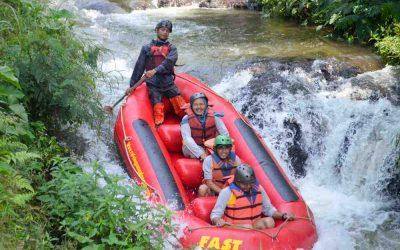 Serunya Menikmati Petualangan Rafting di Pangalengan