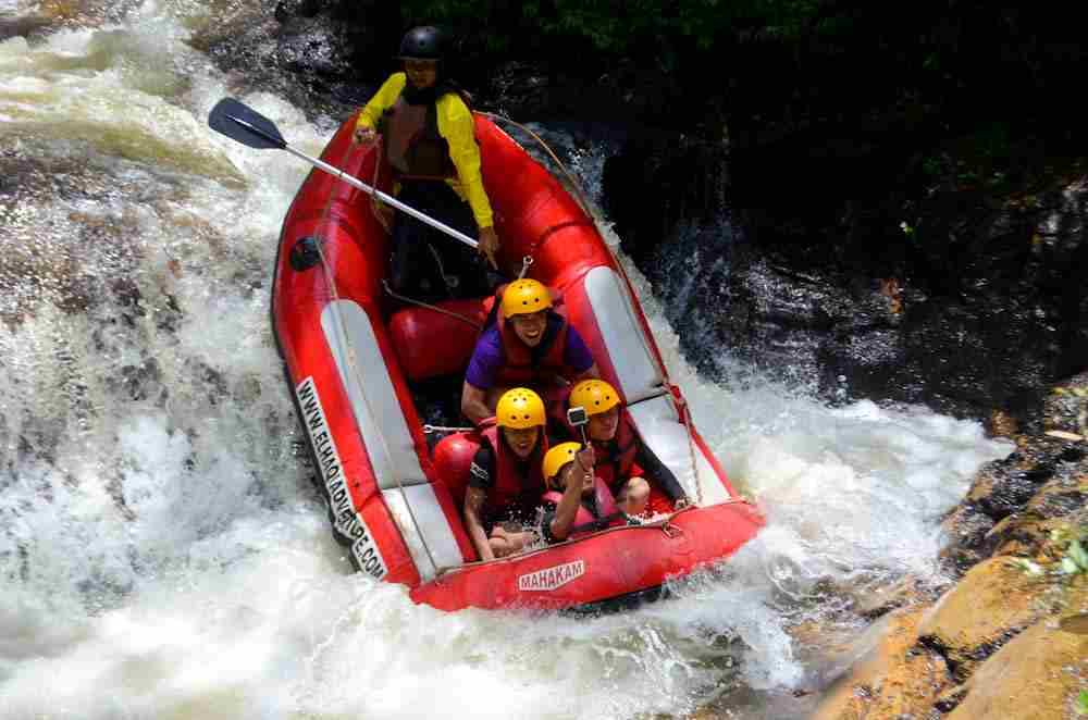 rafting Bandung Pangalengan