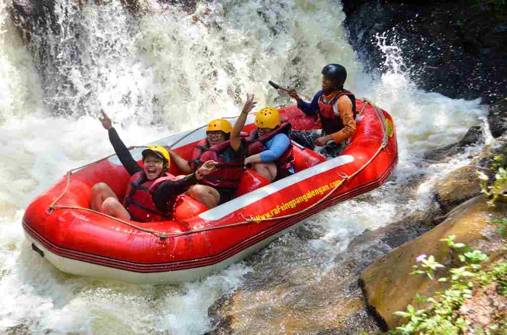 rafting Bandung murah