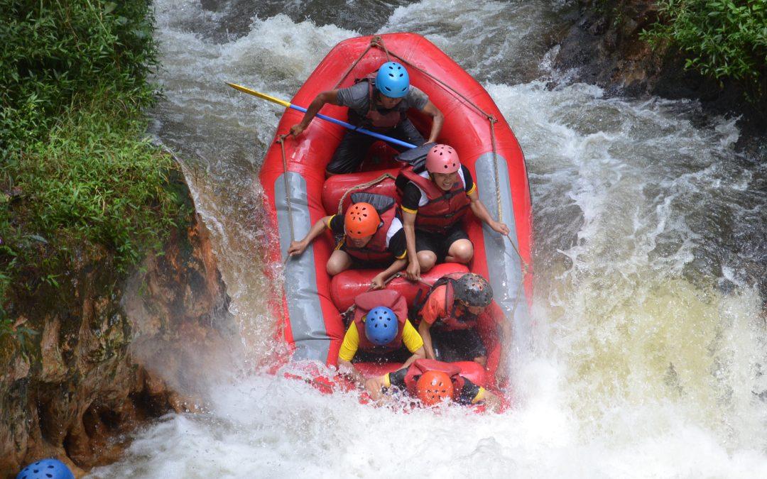 Liburan Ke Bandung, Jangan Lewatkan Rafting Pangalengan