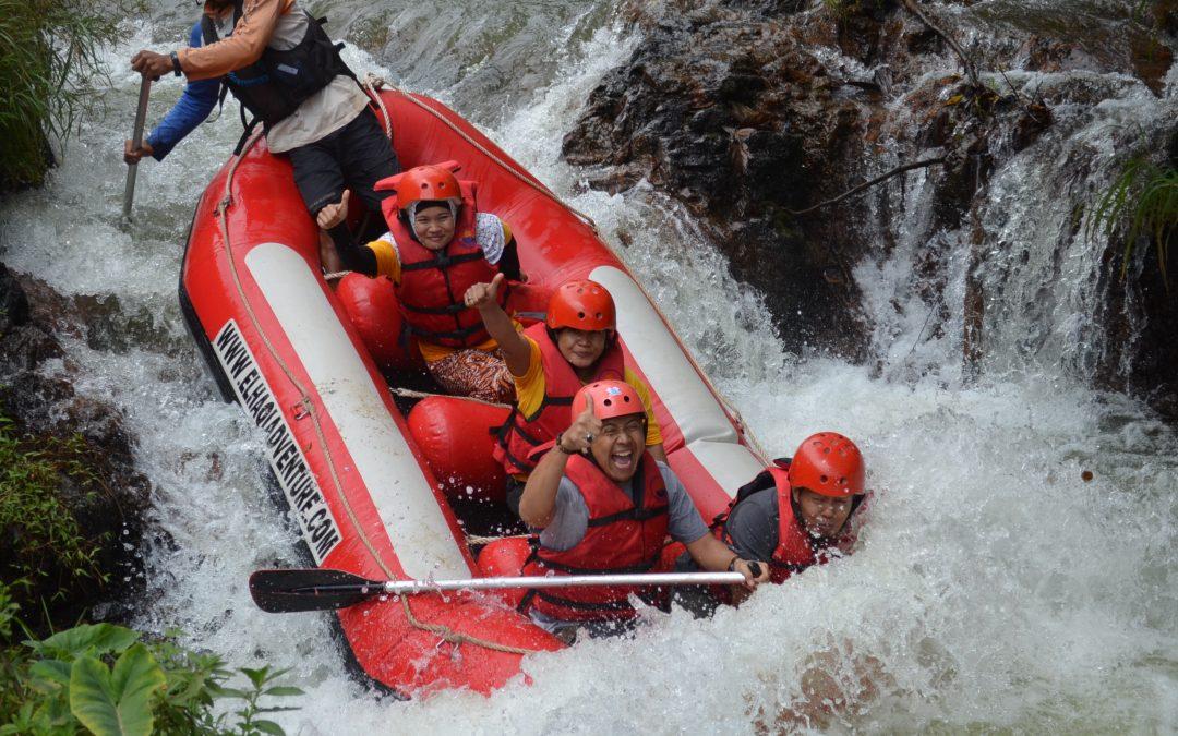 Cara Pintar Memilih Paket Rafting di Pangalengan Bandung