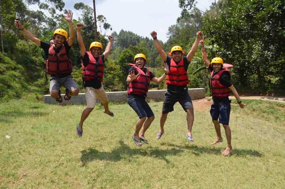 Kawasan Wisata Situ Cileunca sebagai Pilihan Menarik untuk Nikmati Serunya Rafting di Bandung